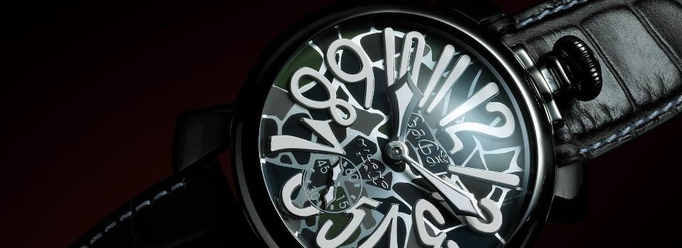 UNITED SALON 鹿児島 / ユナイテッドサロン|天文館 時計 ガガミラノ メカニケヴェローチ 結婚指輪